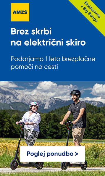 AMZS električna mobilnost