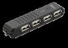 TRUST Vecco 4xUSB 2.0 USB razdelilec