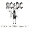 AC/DC - LP/FLICK OF THE S WITCH
