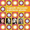 LEGENDE SLOVENSKE POP GLASBE - RAZLIČNI 4CD