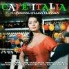 CAFE ITALIA - RAZLIČNI 3CD