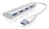 4 PORTNI USB 3.0 RAZŠIRITVENI HUB / ICYBOX
