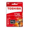 MICRO SD 128GB 90MB/S+AD. TOSHIBA