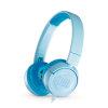 JBL JR300 otroške žične slušalke svetlo modre
