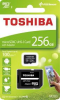 MICRO SD 256GB 100MB/S TOSHIBA