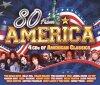 80 FROM AMERICA - RAZLIČNI 4CD
