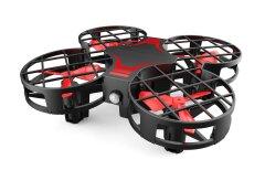 XPLORE XP9601 SkyWalker Red Flip + Led dron