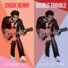 BERRY C.- LP/DOUBLE TROUBLE SO MANY HITS SO