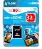 MICRO SD 32GB 80MB XPLORE