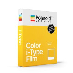 POLAROID I-TYPE barvni film dvojno pakiranje