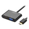 UGREEN HDMI NA VGA+HDMI ADAPTER