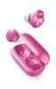 AQL BTPLUMETWSP brezžične slušalke roza
