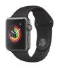 Apple Watch Series 3 GPS 38mm SG Alu black band pametna ura