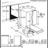 AEG FSB53607Z vgradni pomivalni stroj