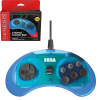 SEGA MegaDrive MINI 6-B Blue kontroler