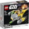 Lego Star Wars Mikrobojevnik Naboo Starfighter™ - 75223