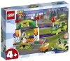 Lego Juniors Ken in Jelko v zabaviščnem parku - 10770