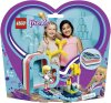 Lego Friends Stephaniejina poletna srčkasta škatlica - 41386