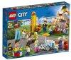 Lego City Komplet z ljudmi - Zabavni sejem - 60234
