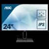 AOC 24V2Q 60,4 cm (23,8