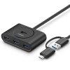 Ugreen USB 3.0 Hub z USB- C 3.1