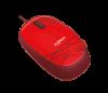 Logitech M105 Rdeča miška