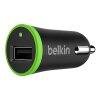 BELKIN F8J054btBLK USB AVTOPOLNILEC 12W/2.4A