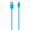 Micro USB ChargeSync 2M Kabel vijoličen