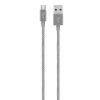 Belkin Micro USB 1,2m Kabel siv