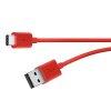 Belkin USB TIP C 2.0 1,8m MIXIT kabel rdeč