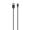 BELKIN USB 1,2m MIXIT Lightning kabel črn