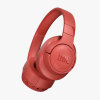 JBL TUNE 750BTNC brezžične slušalke rdeče