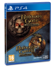 BALDURS GATE ENHANCED & BALDURS GATE 2 PS4