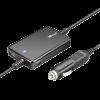 AVTOMOBILSKI POLNILEC USB ZA PRENOSNIKE 70W
