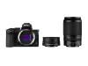 Nikon Z50 + DX 16-50 VR + DX 50-250 VR KIT