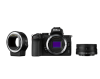 Nikon Z50 + DX 16-50 VR + FTZ adapter KIT