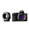 Nikon Z50 OHIŠJE + FTZ adapter za objektiv