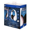 4GAMERS PS4 Rose-Gold Abstract White gaming slušalke