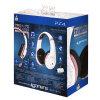 4GAMERS PS4 Rose-Gold Abstract White gaming slušalke