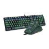 REDRAGON S108 Camouflage Combo 2v1 žična gaming tipkovnica + miška (komplet) komplet tipkovnica/miška
