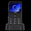 ALCATEL 2019G klasični telefon kovinsko siv