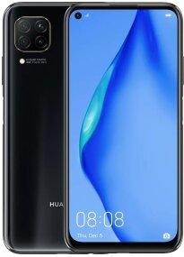 HUAWEI P40 Lite polnočno črn 6GB/128GB pametni telefon