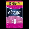 Always Ultra Quattro Super 32+ kos