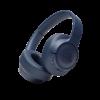 JBL T700 brezžične slušalke modre