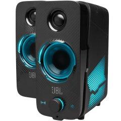 JBL Quantum DUO Black gaming zvočniki