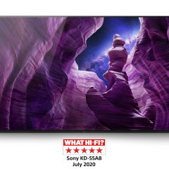 SONY 4K UHD OLED KD55A8 Android TV sprejemnik
