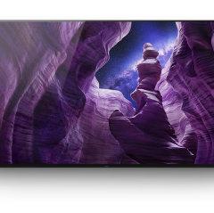 SONY 4K UHD OLED KD65A8 Android TV sprejemnik