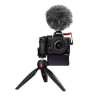 NIKON Z50 KIT 16-50 + Vid eo komplet Vlogger