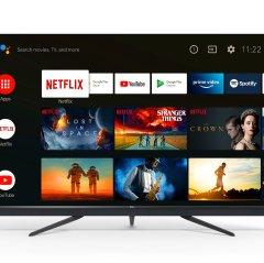 TCL 4K QLED UHD 65C815 Android TV sprejemnik televizor