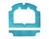 Krpe za robotski čistilec oken Cecotec WinDroid 970